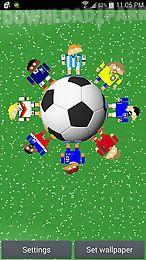 world soccer robots