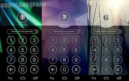applock theme cube