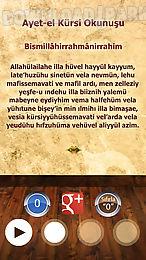 Ayat al kursi- ayet-el kürsi Android App free download in Apk