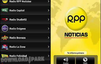 Gruporpp radios