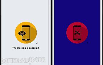 Led flash alert - screen blink