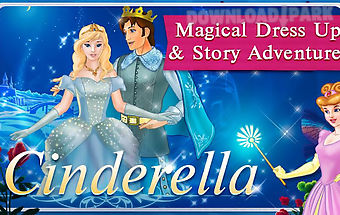Cinderella dress up & story