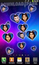 love photos live wallpaper