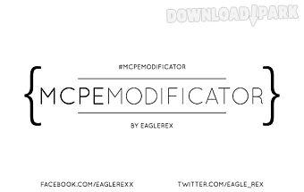 Mods & maps-mcpe modificator
