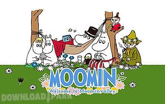 Moomin: welcome to moominvalley