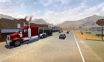 usa 3d truck simulator 2016