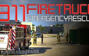 911 firetruck