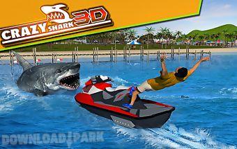 Crazy shark 3d sim