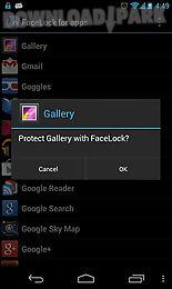 facelock for apps