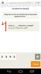 learn spanish with babbel