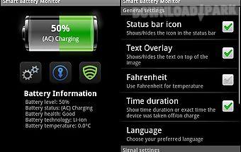 Smart battery monitor