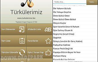 Türkülerimiz
