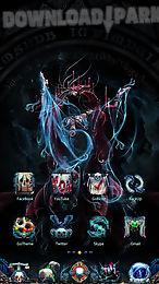 the dark sacred go theme