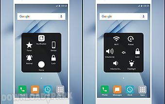 Assistive touch (os 10 style)