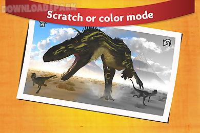dinosaur games: kids coloring