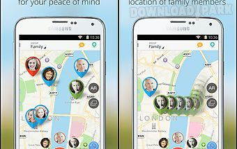 Family locator - phone tracker