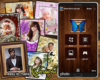 frame photo collage