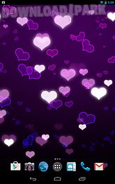 lovely hearts free lwp