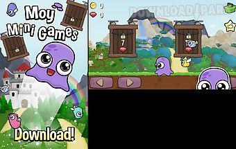 Moy mini games