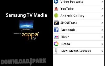 Samsung tv media player