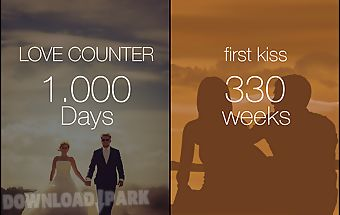 1000 days - love counter