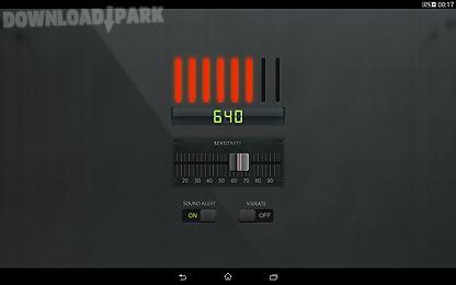 Hand held metal detector Android App free download in Apk