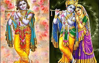 radha krishna live live wallpaper t