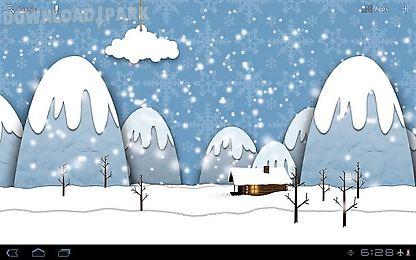 samsung parallax winter lwp