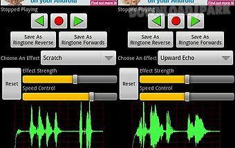 Voice changer lite (voxbox)