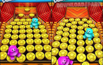 Coin dozer prizes game