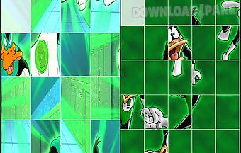Duck dodgers puzzle