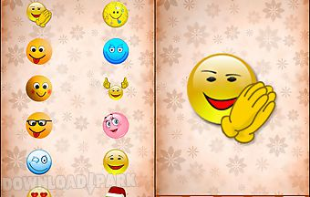 Emotion chatting stickers