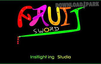 Fruit: sword