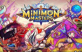 Minimon masters hack cheats tool..