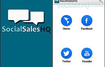 Social sales hq