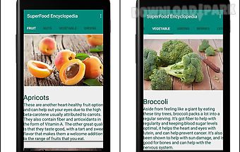 The big superfood encyclopedia