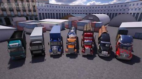 download games truck simulator pro 2