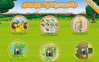 6 free animal games for kids