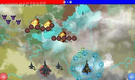 aircraft wargames | 2 players
