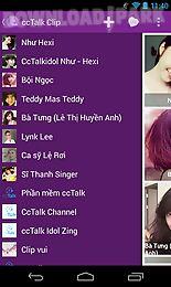 cctalk clip - nhu hexi idol