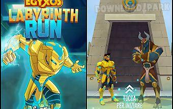 Egyxos - labyrinth run