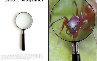 Smart magnifier - zoom in