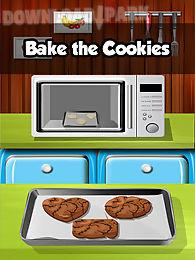 sweet cookie maker kids food