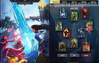 Deckstorm: duel of guardians