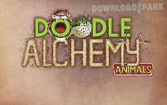 Doodle alchemy: animals