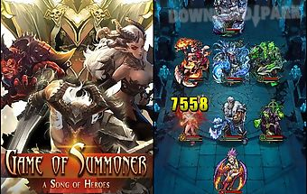 Game of summoner: a song of hero..
