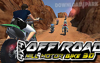Off road 4x4 hill moto bike 3d