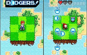 Pixel dodgers!