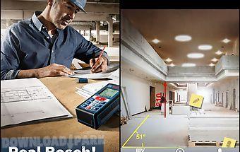 Bosch site measurement camera