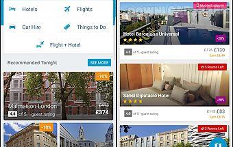 Ebookers hotel flight car hire